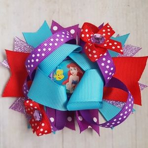 Other - Little Mermaid Hairbow